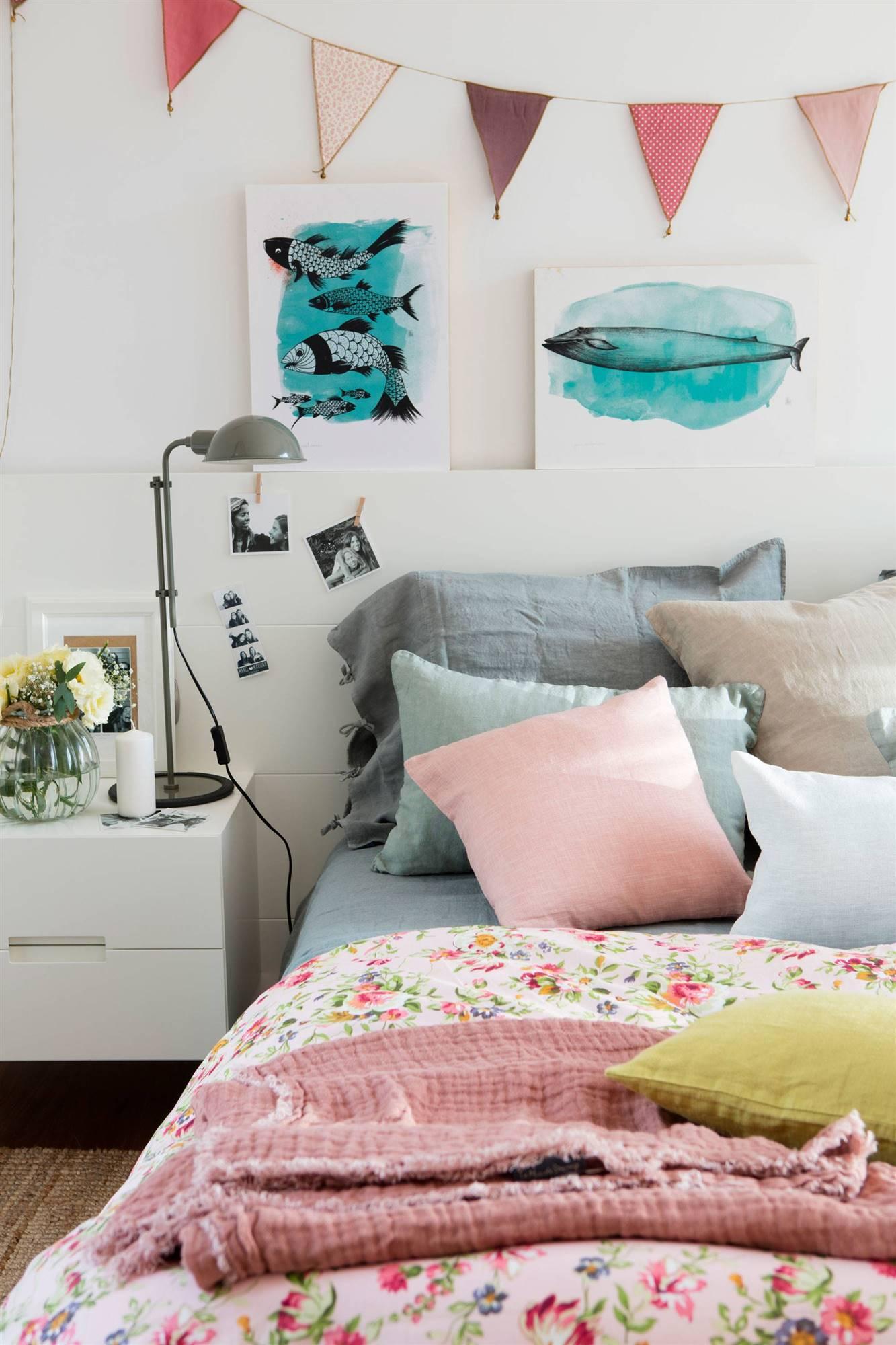 Dormitorios juveniles - Cuadros para dormitorios juveniles ...