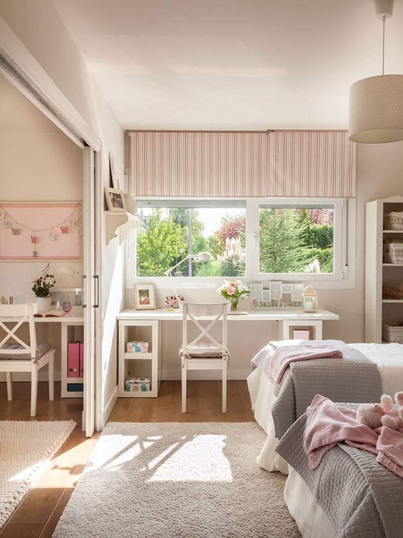 Dormitorios juveniles - Habitaciones juveniles ninas ...