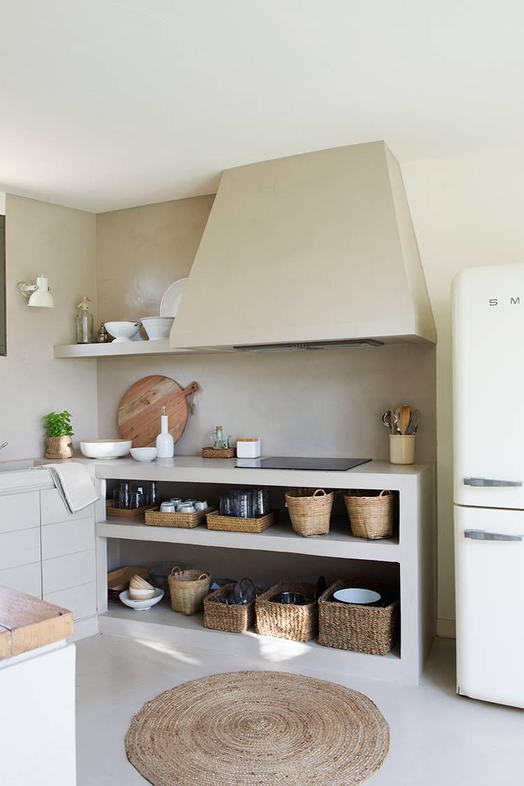 Muebles De Cocina Abiertos Y Cerrados