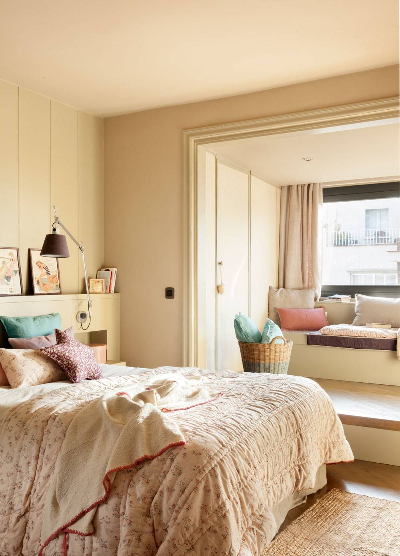 Dormitorios juveniles Dormitorio juvenil pequeno