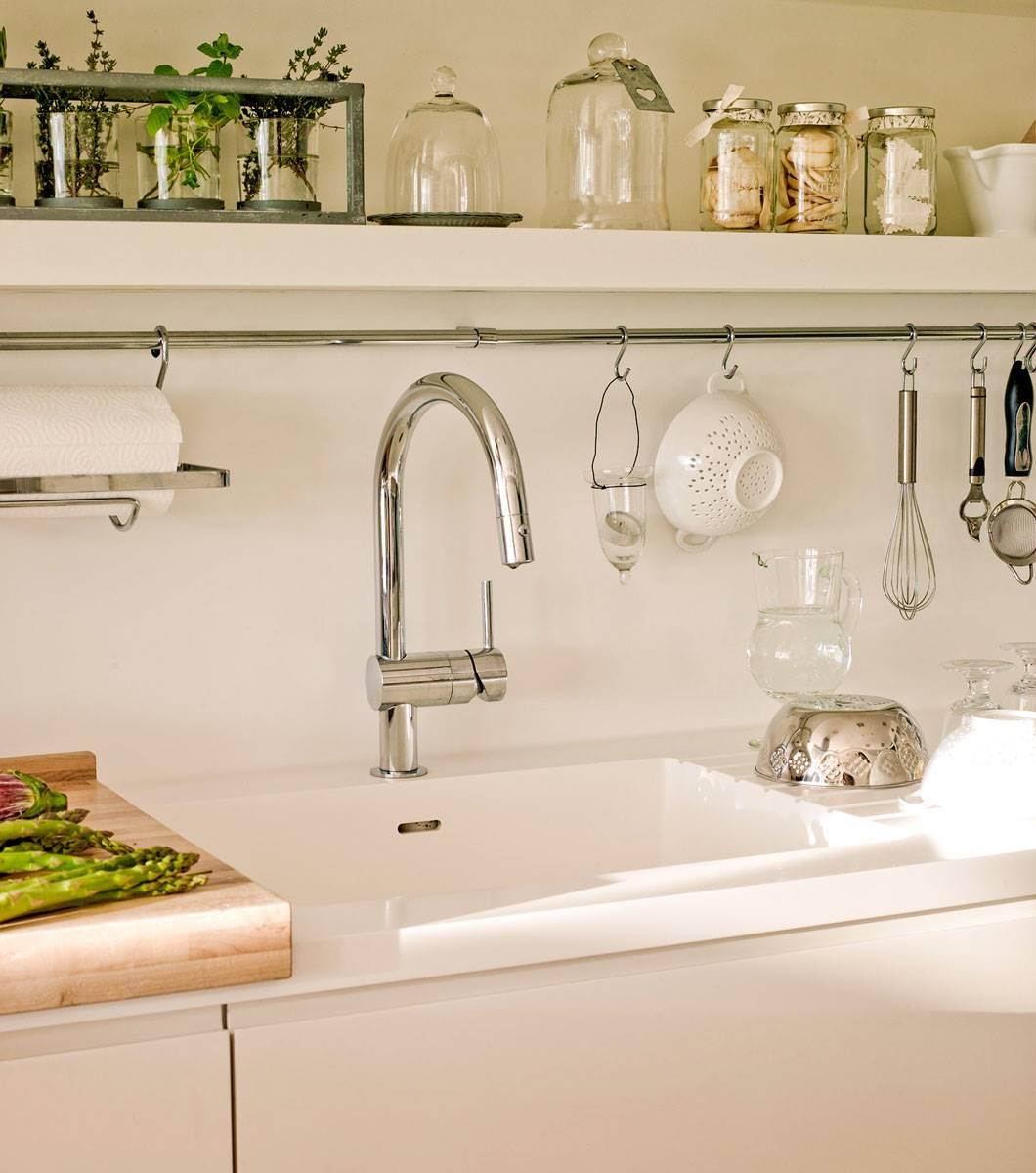 C mo escoger bien el fregadero - Fregaderos de granito para cocina ...