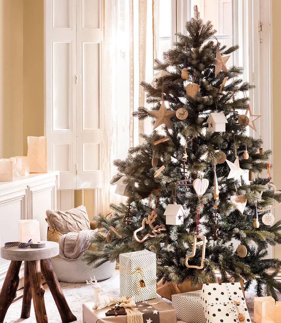 Christmas tree height