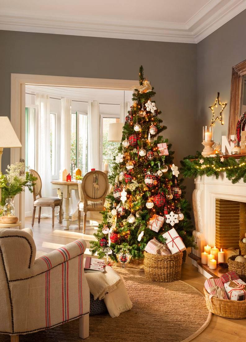 Decorar El Arbol Con Cintas.Decorar Arbol De Navidad Consejos Para Hacerlo Con Exito