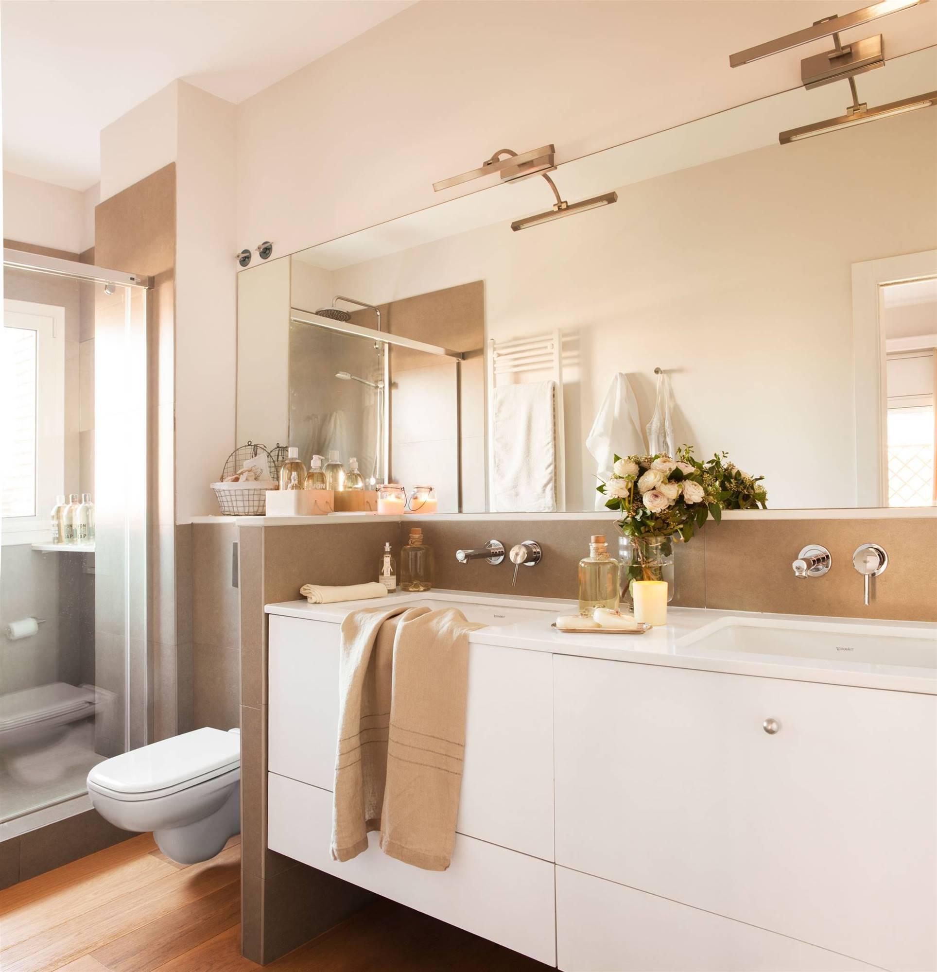 aplique cuarto de baño nº3 (miniatura escala 1/12) | Miniarquitect ...