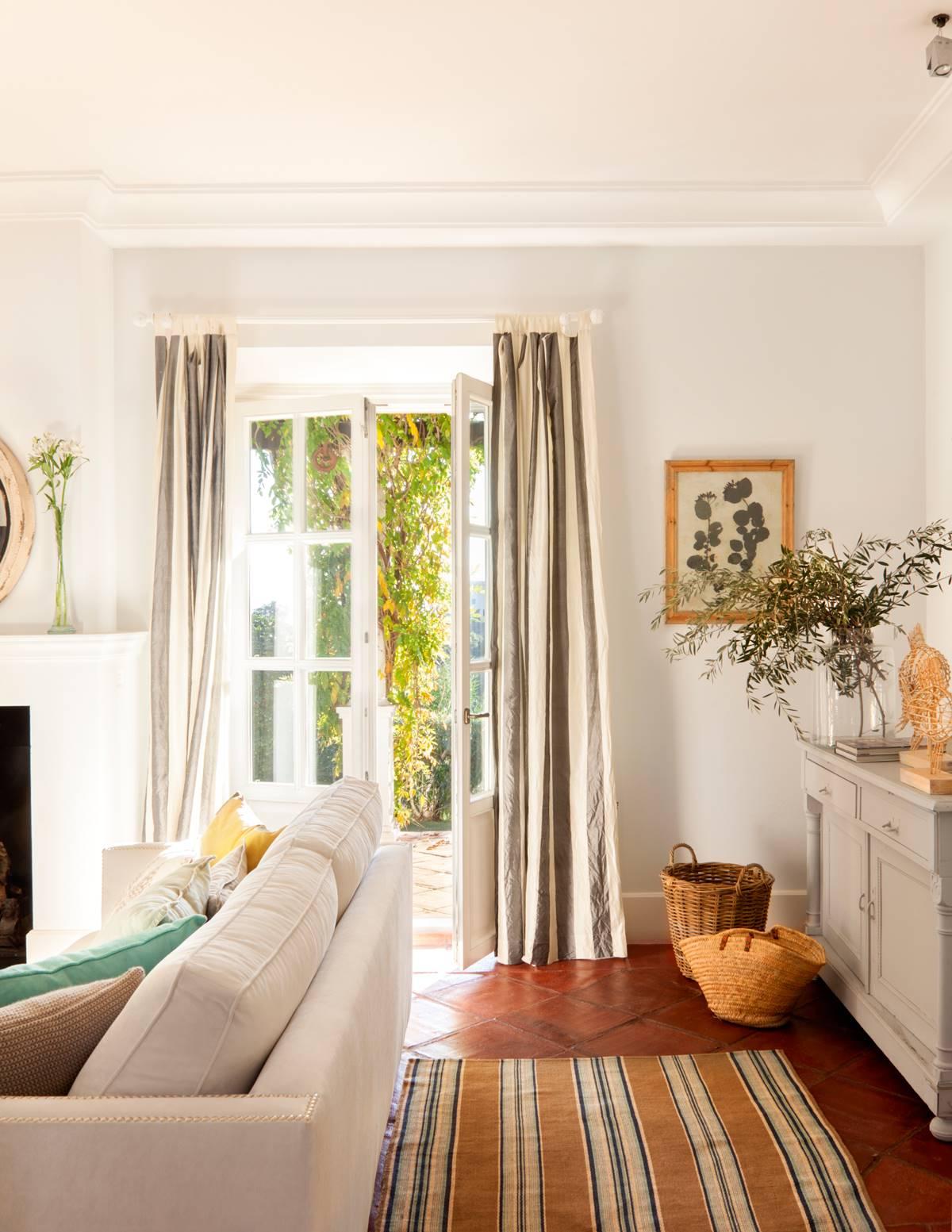 Cortinas Para Salon Con Muebles Oscuros.Cortinas Inspirate Con La Seleccion De Las 50 Mejores De El