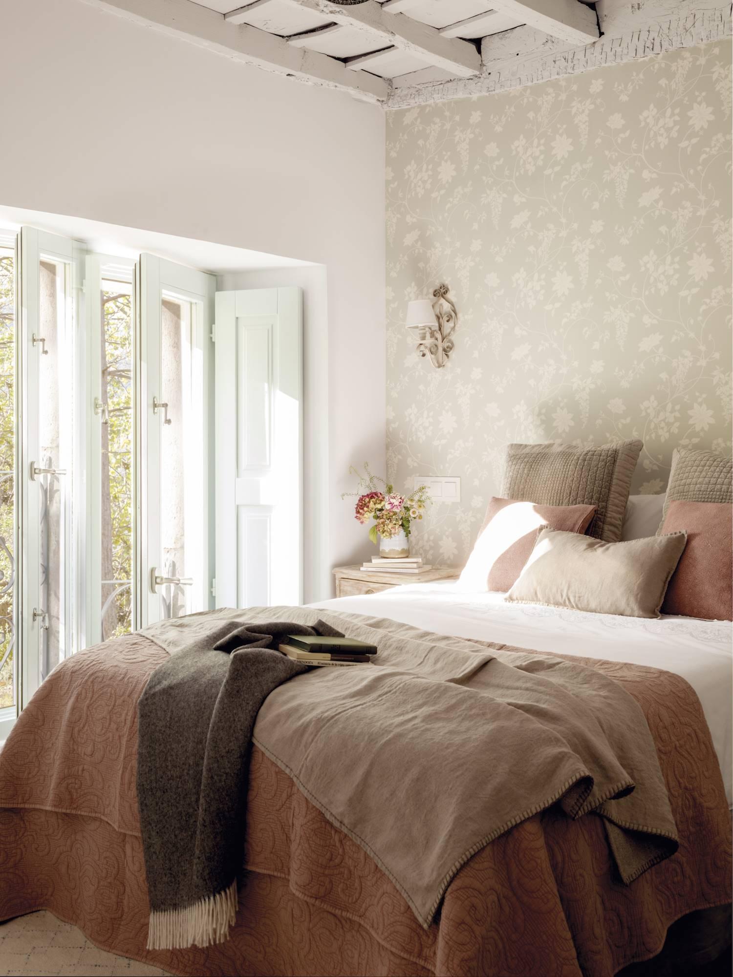 Cómo preparar el dormitorio para el otoño