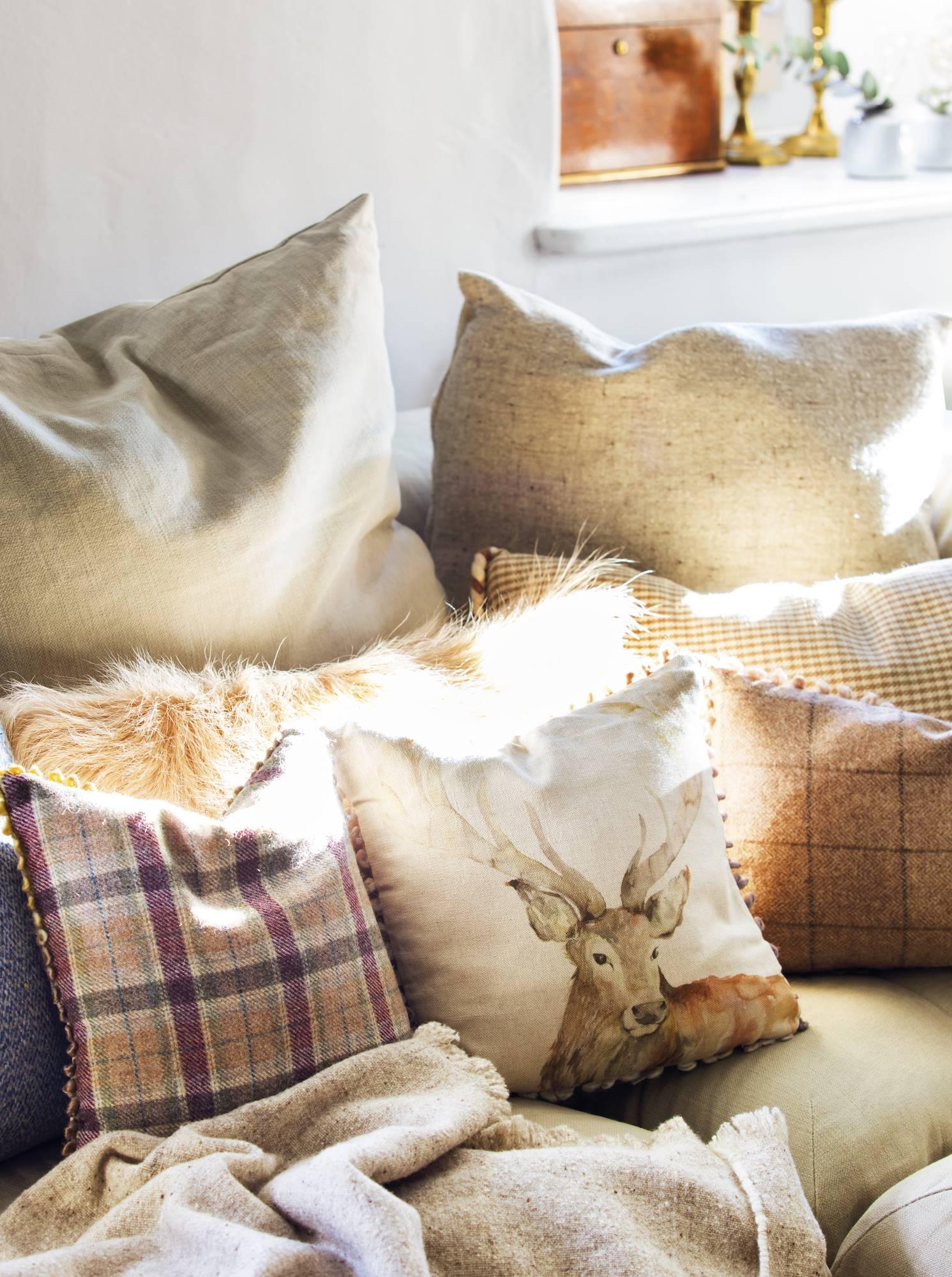 25 trucos para llenar de calidez los rincones de nuestra casa en otoño
