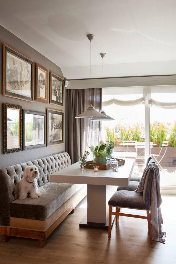 Cu nto cuesta tapizar una silla un sof un cabecero y - Bancos para comedor ...