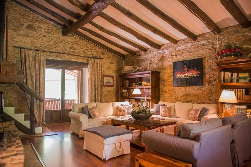 Las mejores casas rurales de alquiler en espa a - Casa rural de madera ...