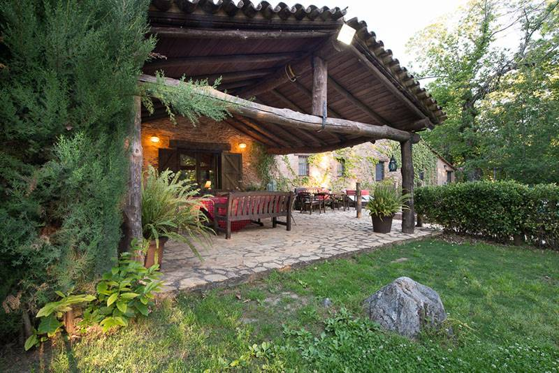 Las mejores casas rurales de alquiler en espa a for Las mejores casas rurales con piscina