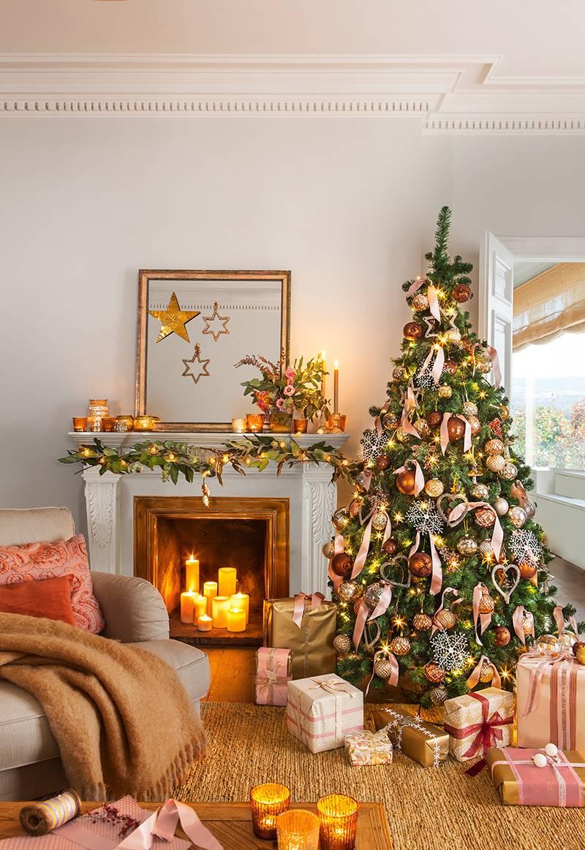 0e1b2d8e791 Iluminación de Navidad - Guirnalda árbol luminosa. ¡Y se hizo la luz!
