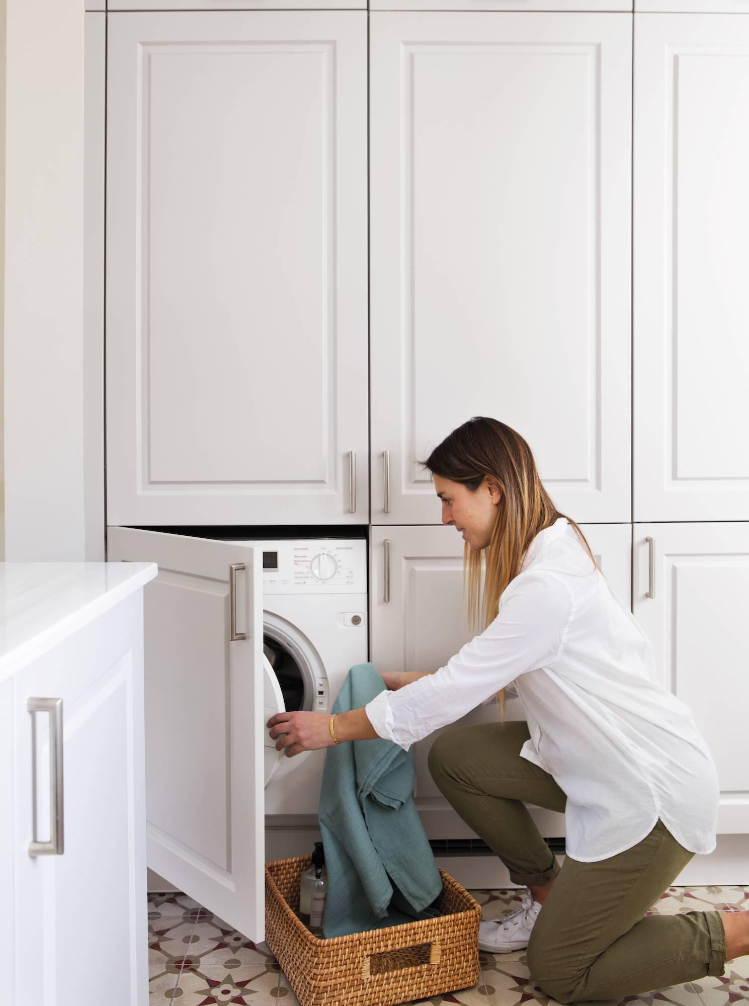 Qu hago si no tengo lavadero en casa - Lavadora en la cocina ...