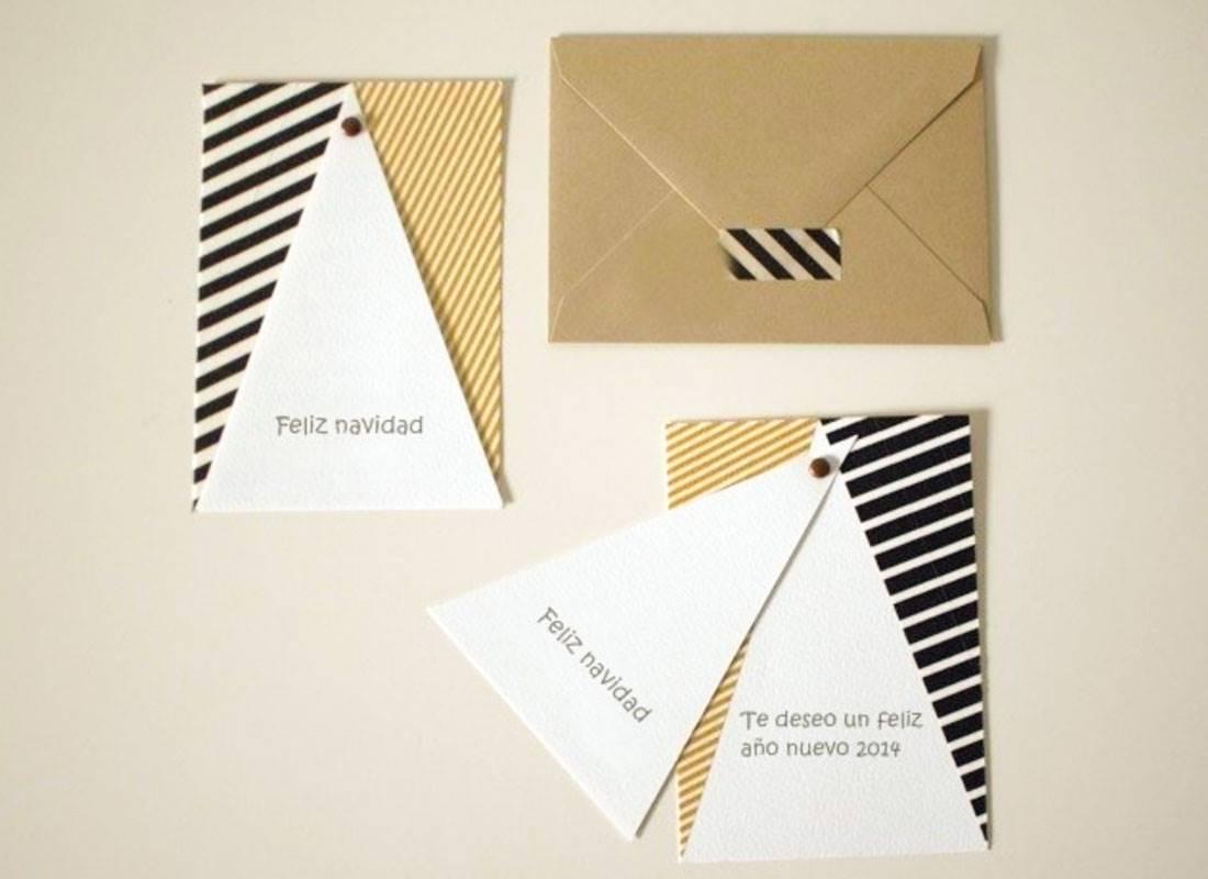 14 Postales De Navidad Diy