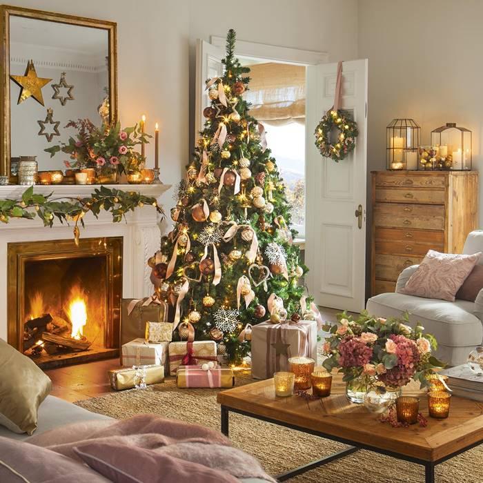 Decorar El Arbol De Navidad 15 Propuestas De Todos Los Estilos - Arboles-de-naidad
