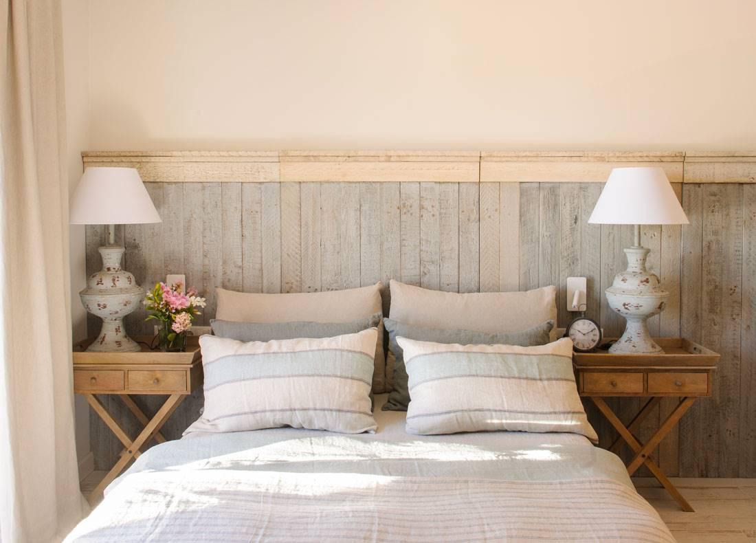 Arrimaderos para paredes - Cabeceros de cama en madera ...