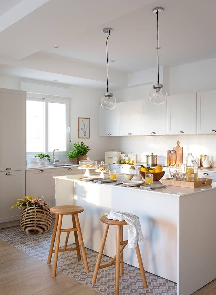 17 barras de cocina bonitas y pr cticas for Cocinas bonitas y practicas