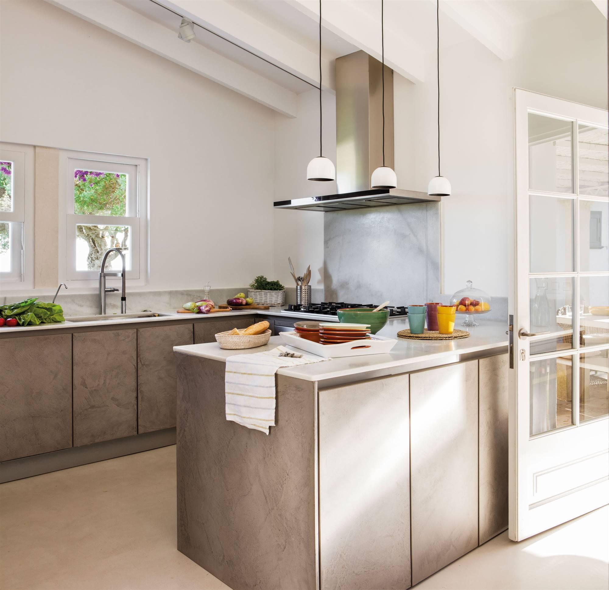 7 ideas para elegir las cortinas de la cocina perfecta