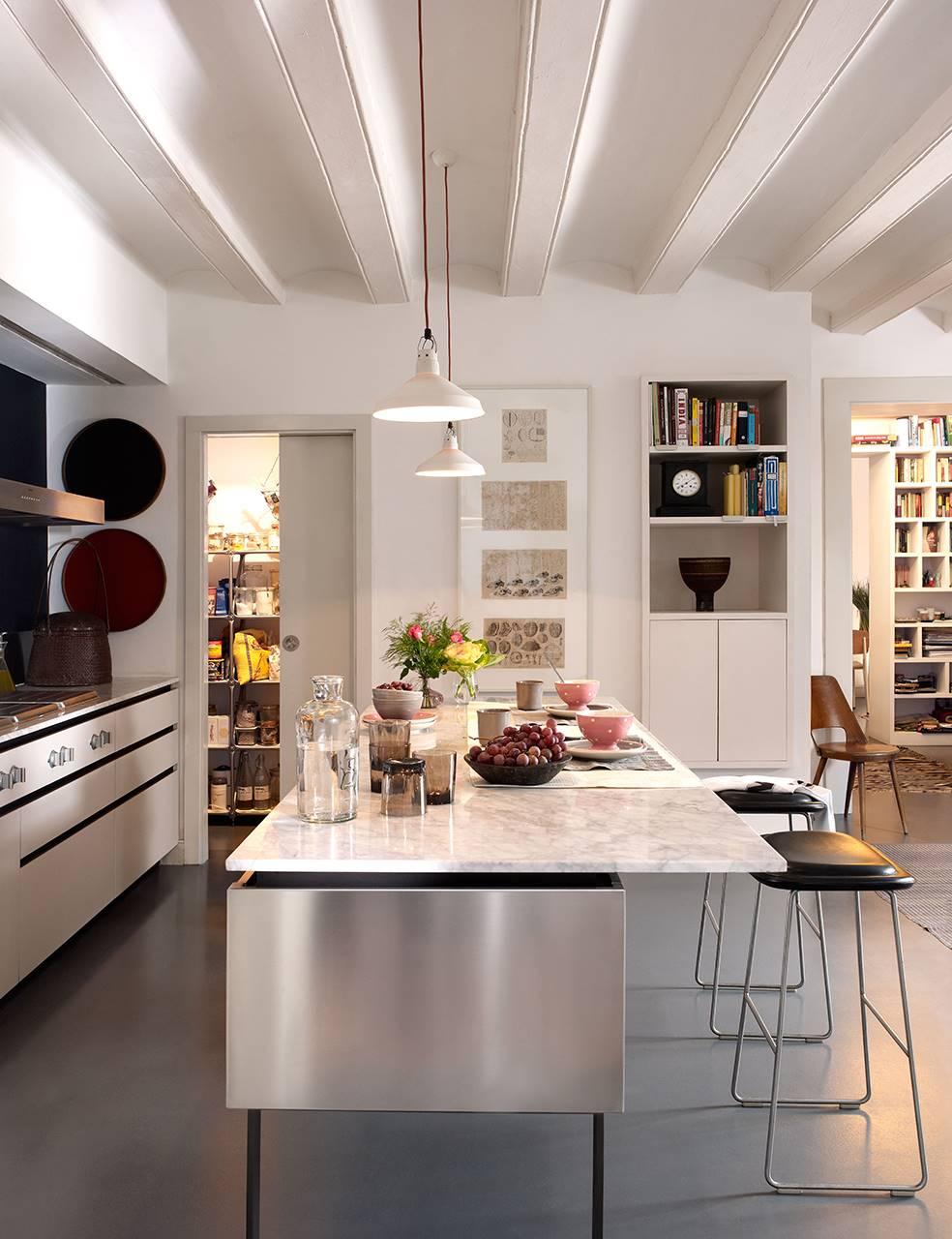 Cocinas modernas para inspirarte y coger ideas para copiar