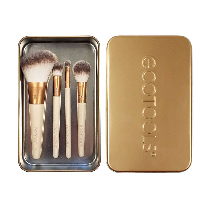 Shopping-Amigo-Invisible-Eco-Tools-Maquillaje-15,99€. Kit de maquillaje