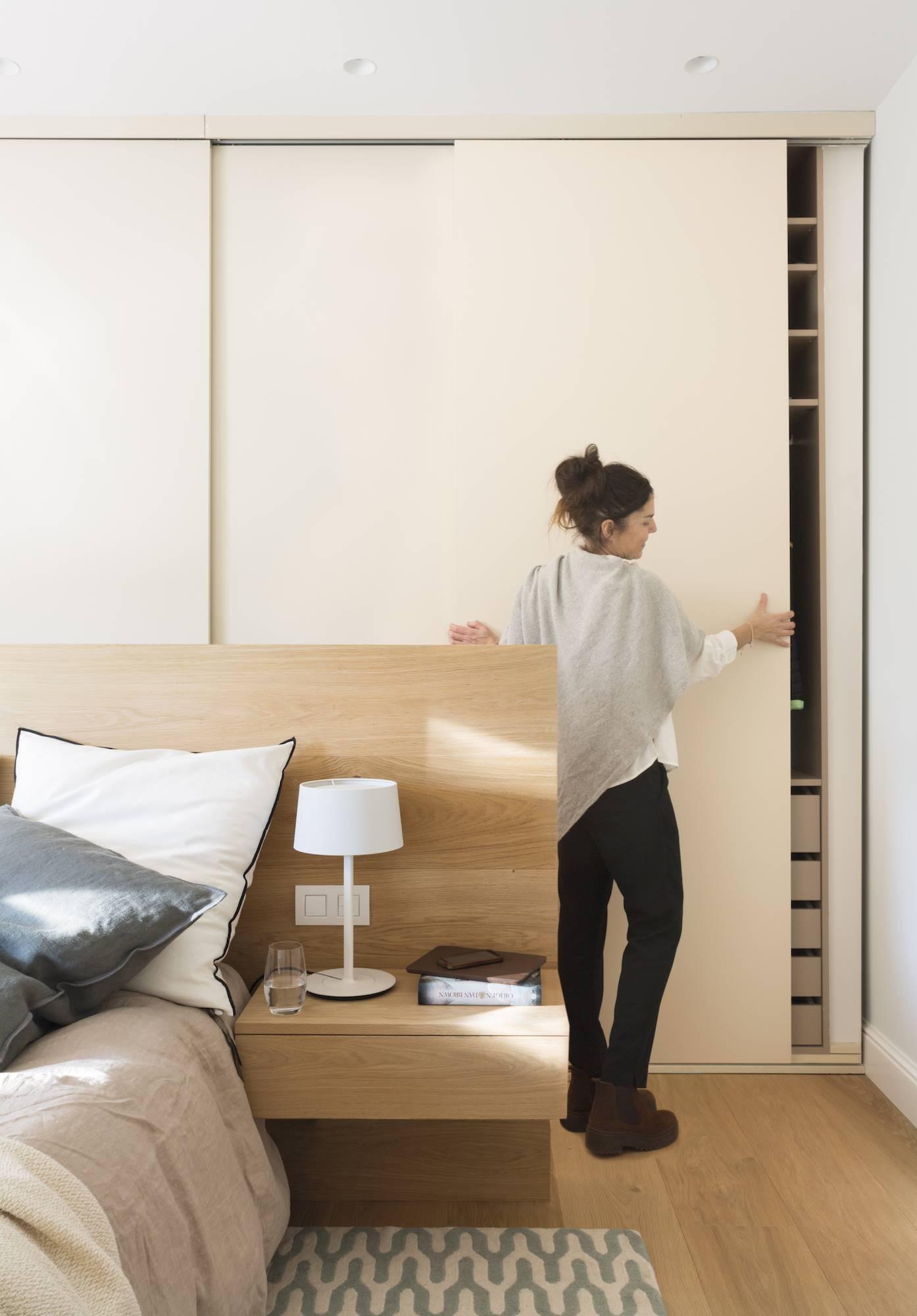 287 fotos de puertas correderas for Armario dormitorio adulto puerta corredera
