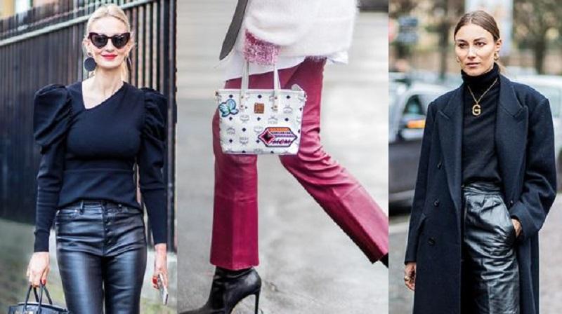 Las mujeres con mas estilo llevan los pantalones ASÍ
