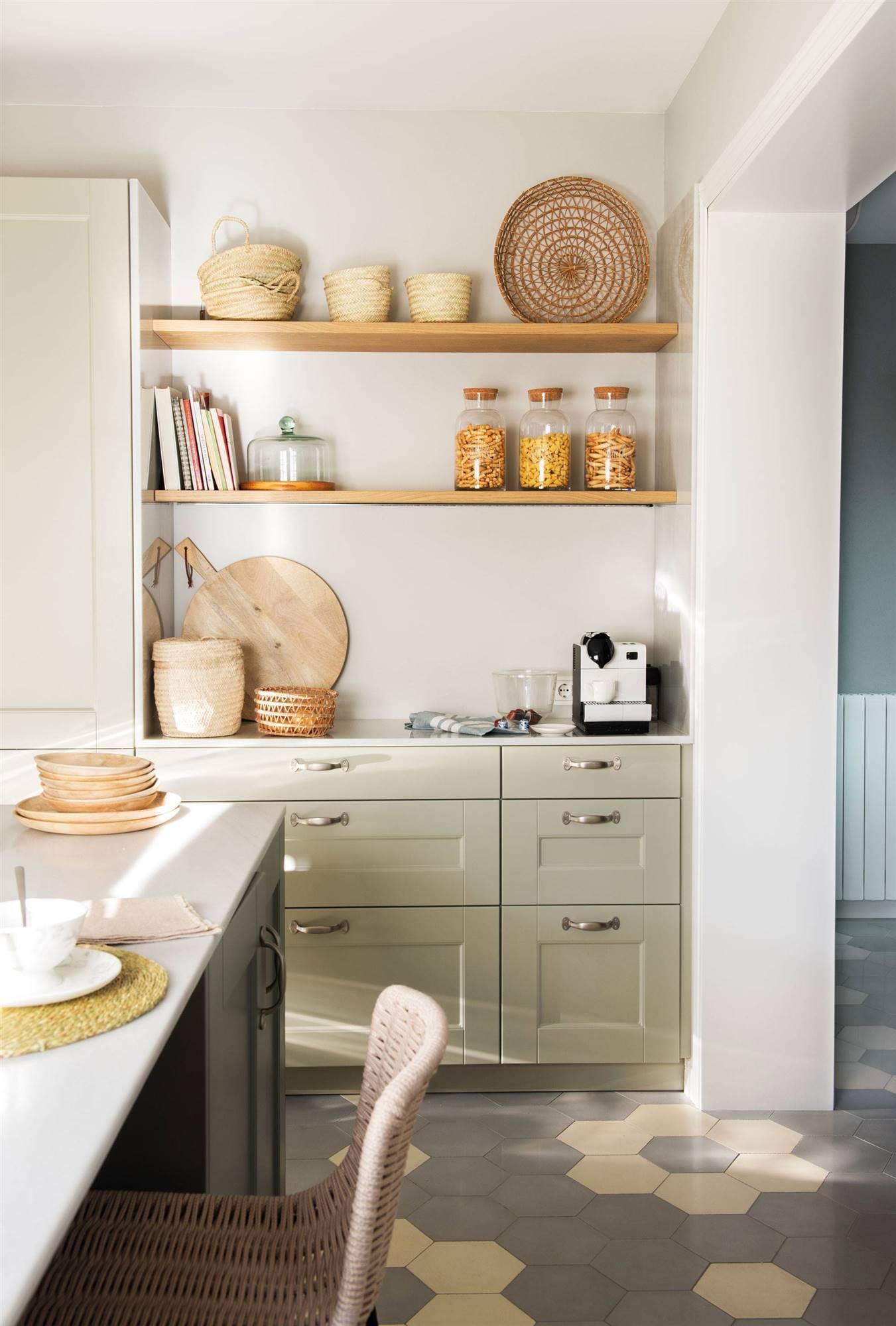 Ordenar la cocina - Como poner un suelo de madera ...