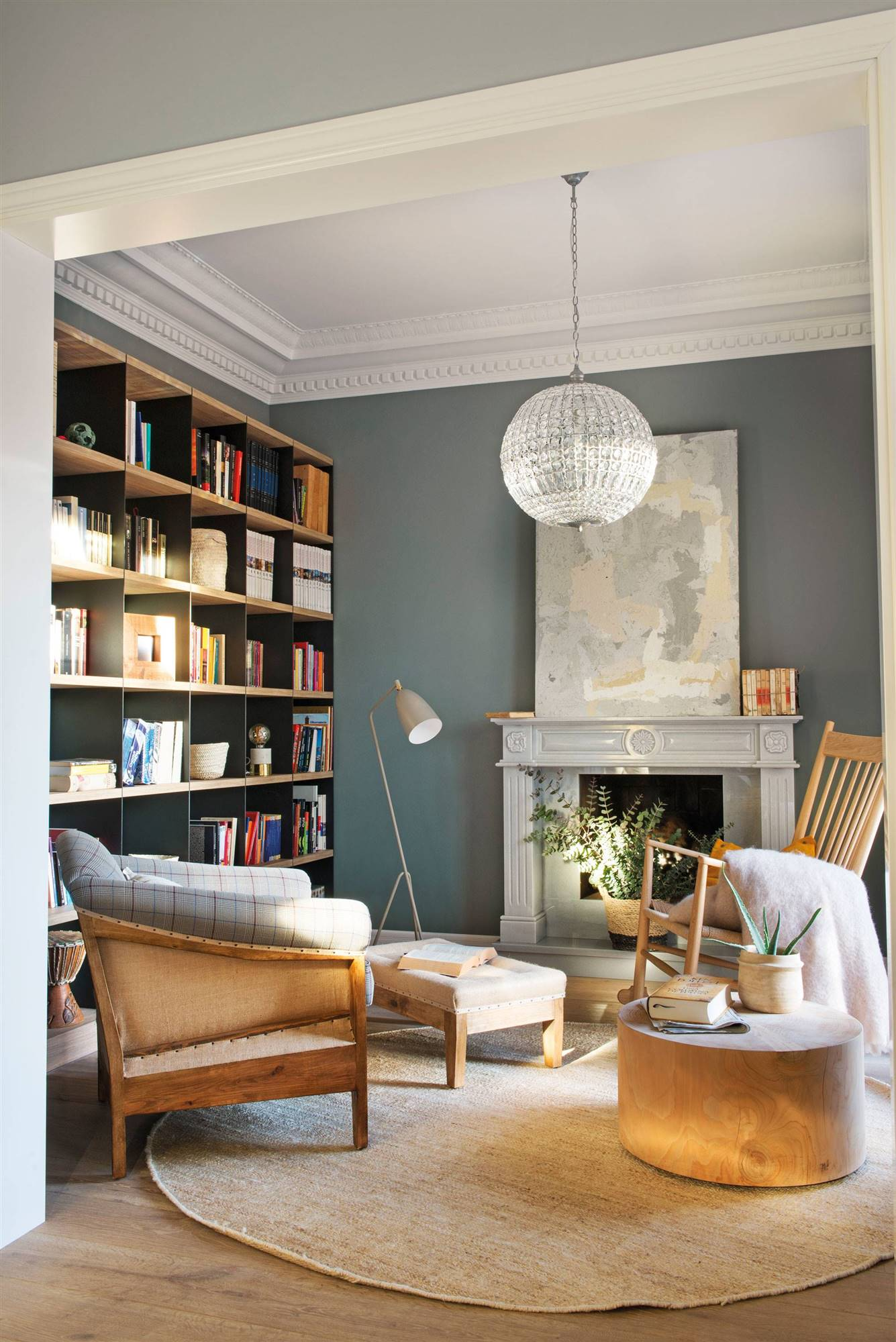 Salones muebles de sal n para un resultado de revista el mueble - Muebles en el vendrell ...