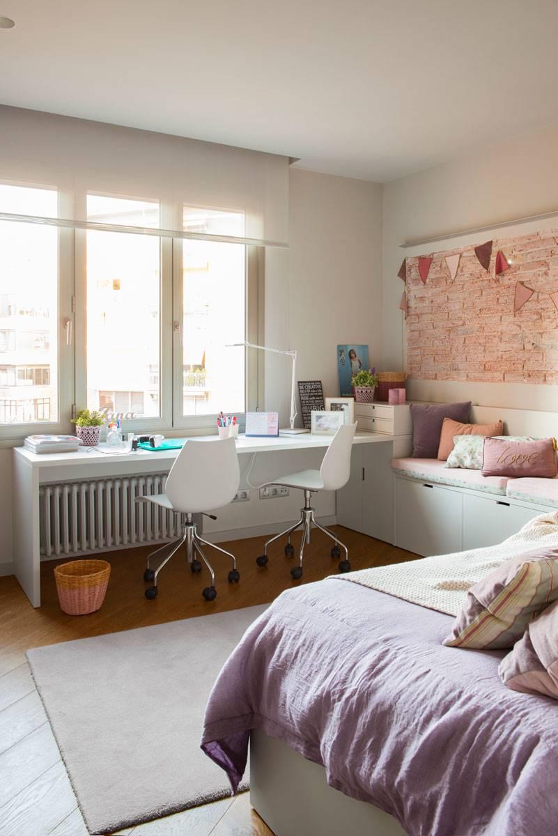 Muebles a medida dormitorios juveniles donde todo cabe for Literas originales para un cuarto juvenil