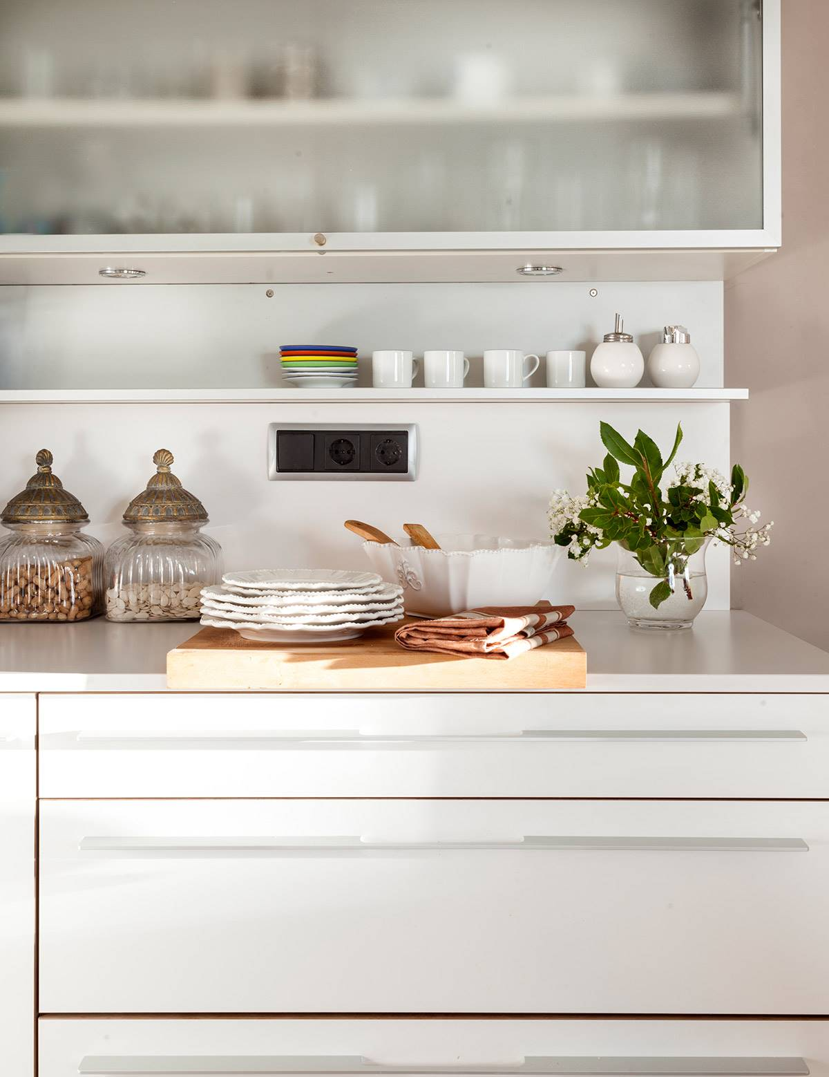 Cómo Organizar Un Mueble Perfecto Para Tus Desayunos