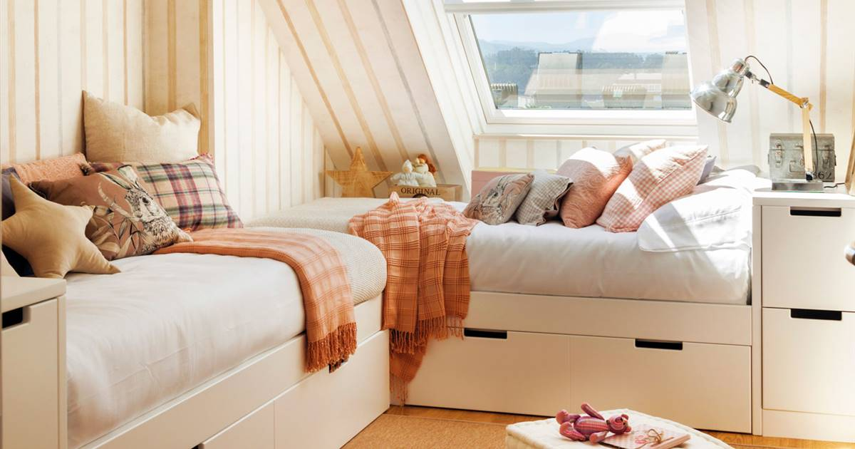 Muebles a medida dormitorios juveniles donde todo cabe for Muebles juveniles a medida