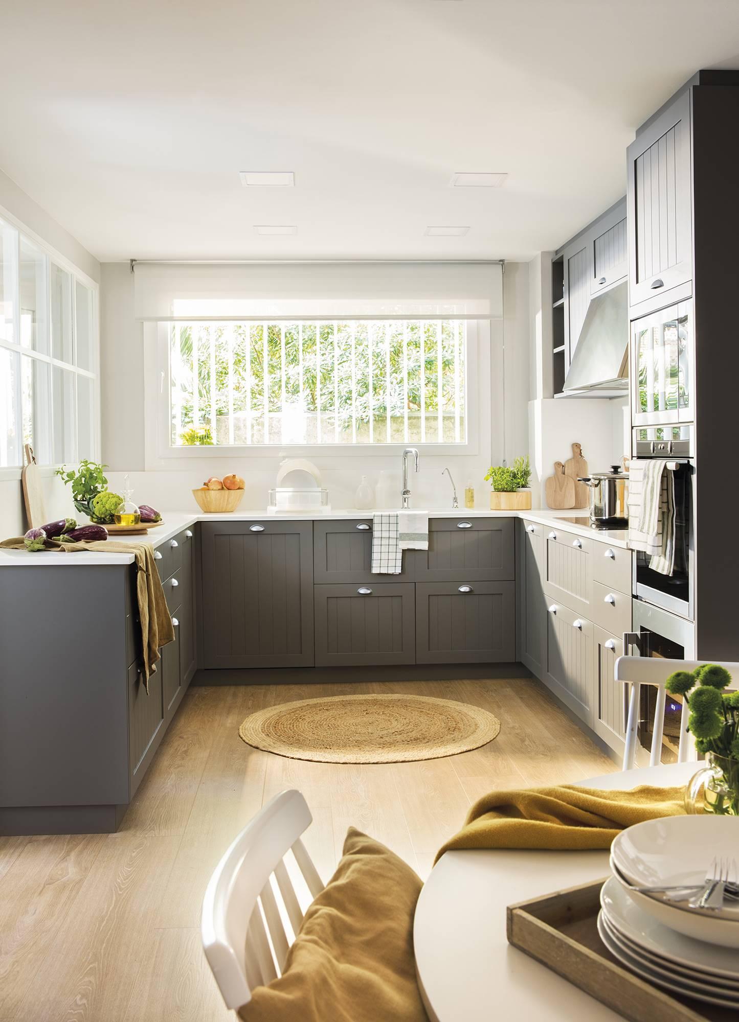 Cocinas Decoracion De Cocinas Modernas Grandes O Pequenas El Mueble
