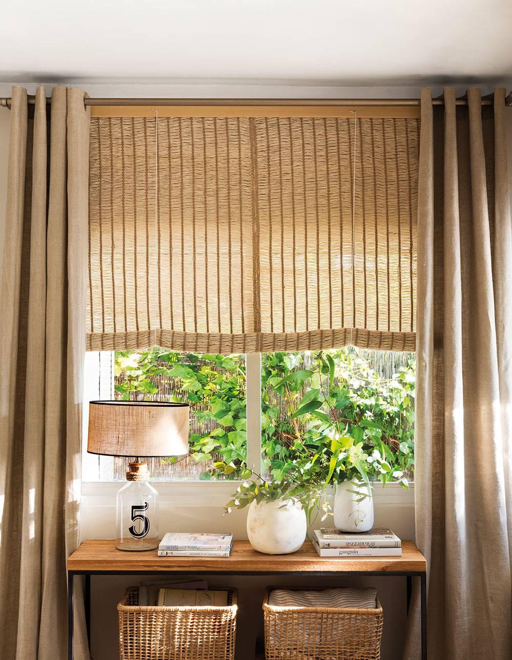711 fotos de cortinas - Estores el corte ingles ...