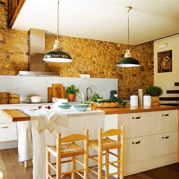 Islas De Cocina Practicas Y Bonitas
