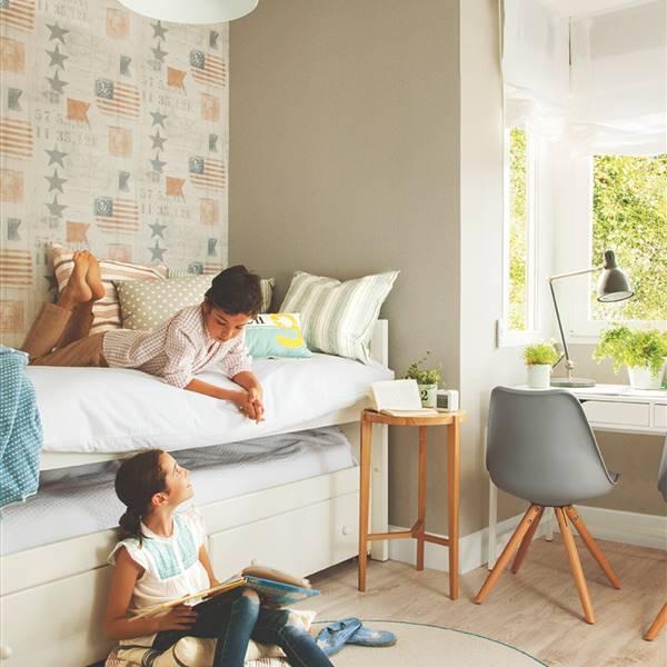 Habitaciones infantiles y juveniles ideas de decoraci n - Habitaciones ninos originales ...