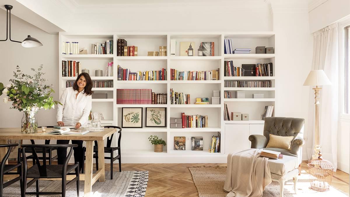 Estas 9 Librerías Son La Envidia De Cualquier Salón
