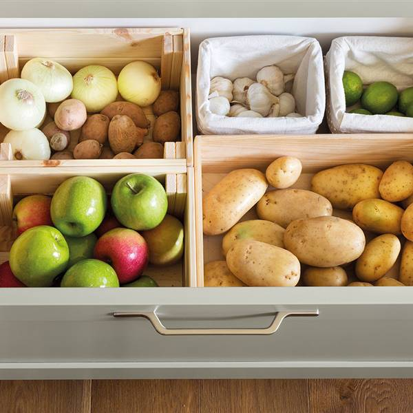 Cómo ordenar tu cocina paso a paso