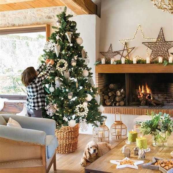 ac9803ac03f Árbol de Navidad  ¿natural o artificial