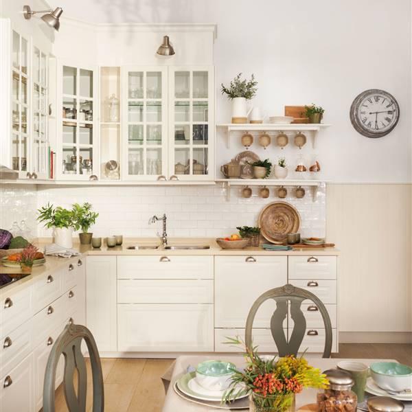 como elegir los muebles de cocina