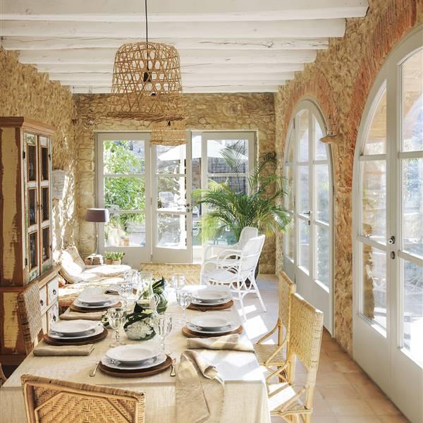 Casa decoraci n e interiores de casas bonitas elmueble - Casas de campo el mueble ...