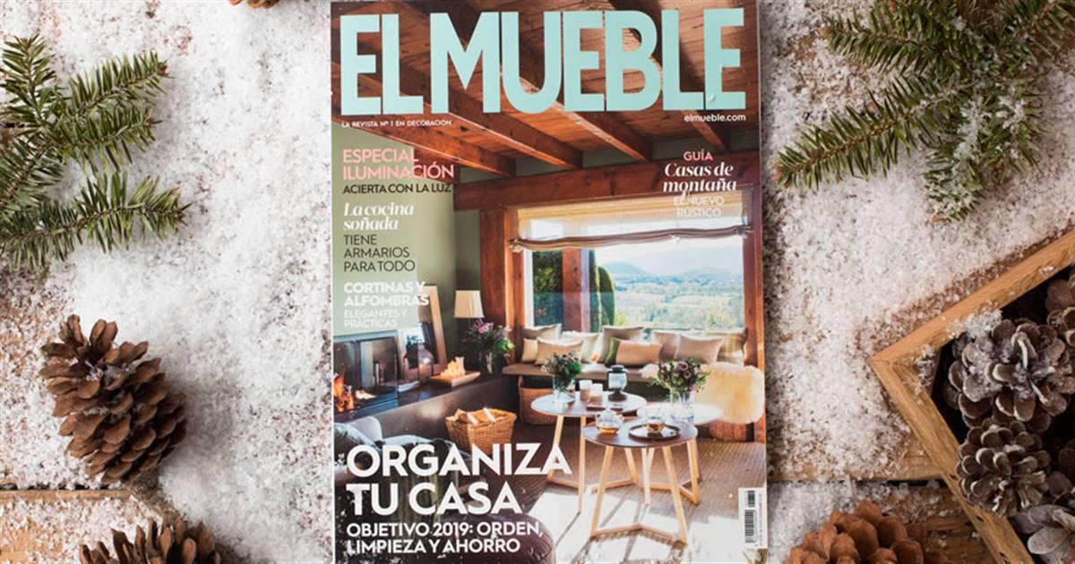 El Mueble revista - cover