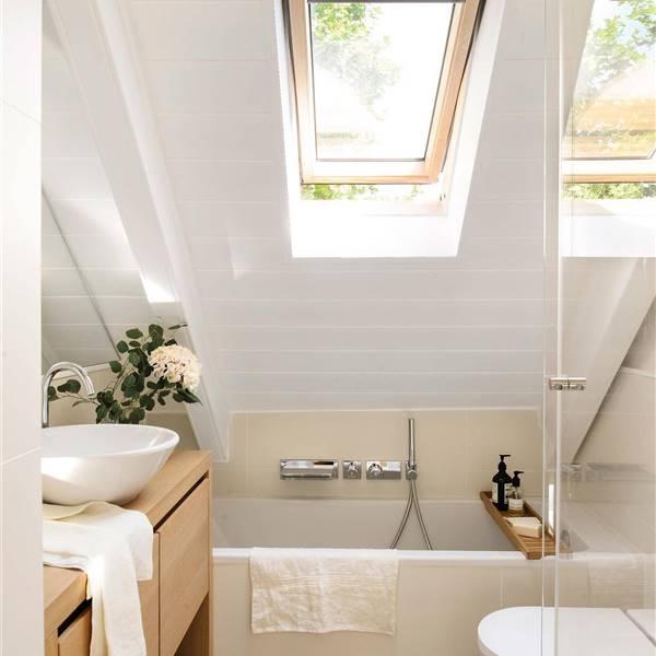 Ba os muebles de ba o platos de ducha y mucho m s el - El mueble banos pequenos ...