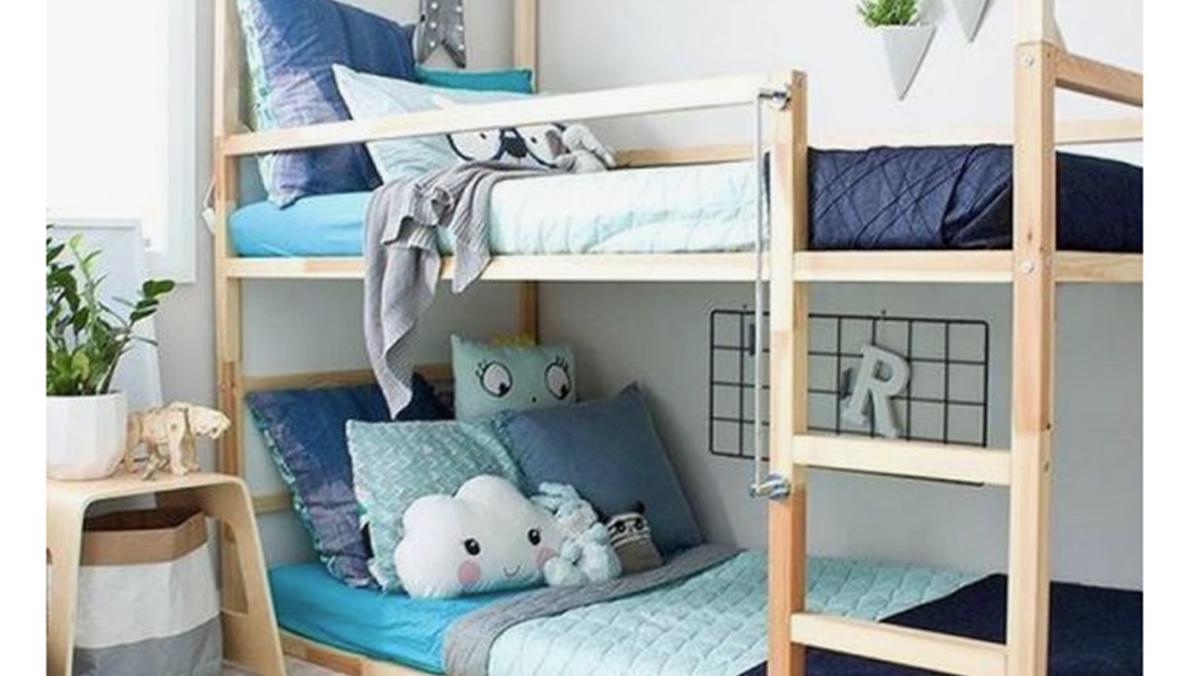 Habitaciones infantiles y juveniles: las 50 mejores de El Mueble