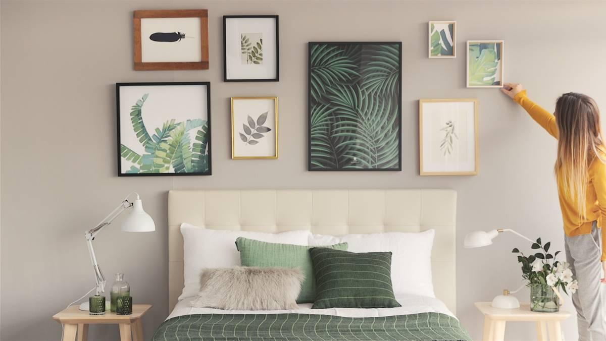 El mueble revista de decoraci n for Modelo de tapiceria para dormitorio adulto