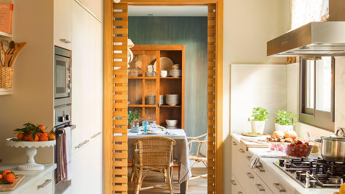 C mo elegir la puerta de la cocina - Como elegir cocina ...