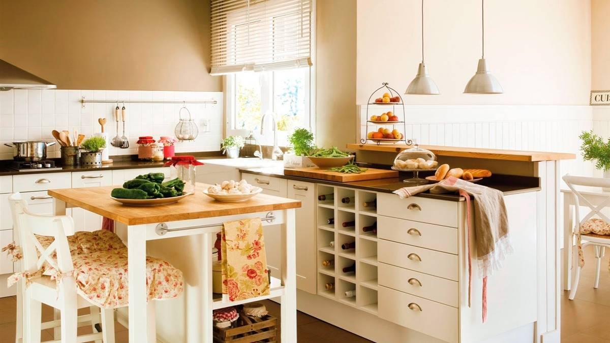 Cómo organizar la cocina y el baño para que resulten más funcionales 490f6fc91dc8