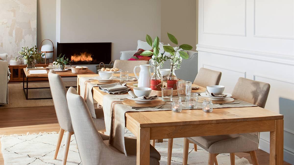 Consejos para elegir la alfombra ideal para tu comedor | Foto 1 de ...