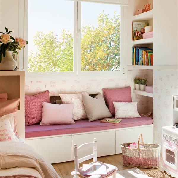 50 habitaciones para m s de dos ni os con buenas ideas for Crear muebles juveniles