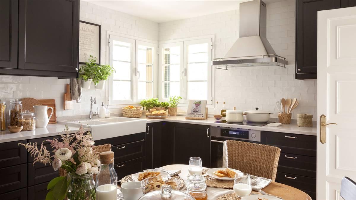 Idea f cil para tener plantas arom ticas en la cocina - Plantas aromaticas en la cocina ...