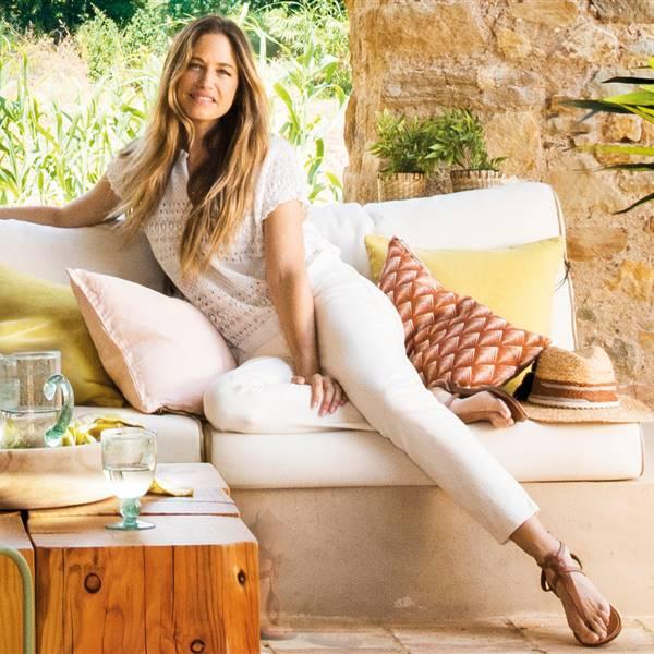 La nueva vajilla de Lo de Manuela, la marca de decoración de Martina Klein