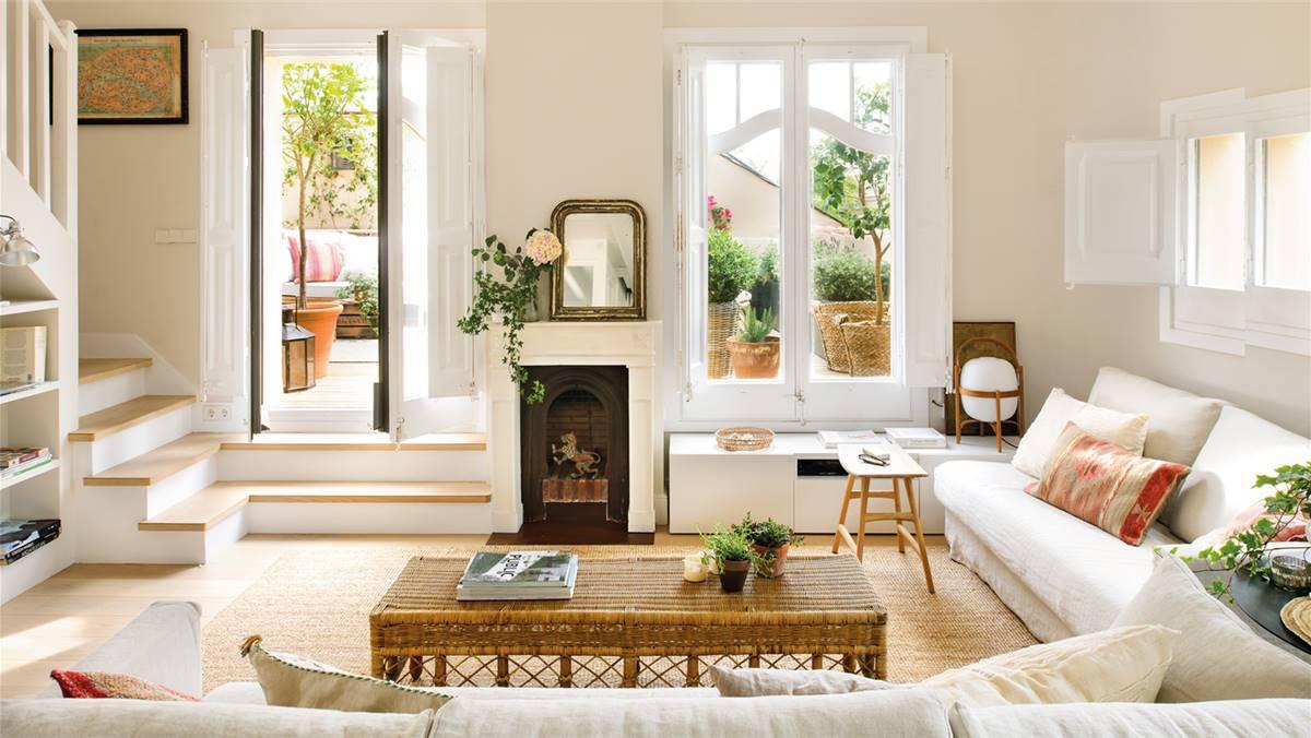 Casa decoraci n e interiores de casas bonitas elmueble for Ideas para decorar interiores de casas